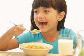 Vì sao cốm dinh dưỡng từ cây Chùm ngây tốt cho trẻ nhỏ