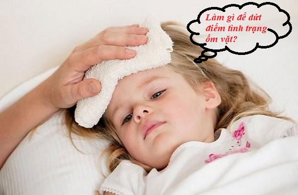 Bổ sung sữa tăng sức đề kháng- dứt điểm tình trạng trẻ ốm vặt