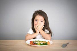 Trẻ biếng ăn dẫn đến suy dinh dưỡng