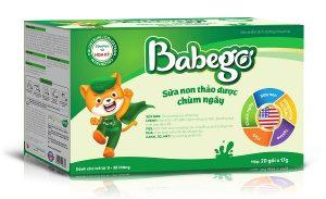 Sữa non thảo dược Babego được các chuyên gia đánh giá là giải pháp vượt trội tăng cường hệ miễn dịch ở trẻ sơ sinh và trẻ nhỏ